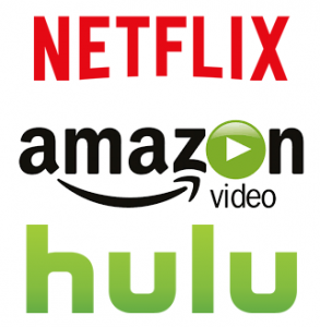 Streaming Video Netflix Amazon Hulu